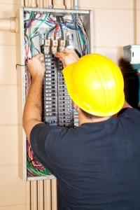 San Dimas Electrician circuit breaker